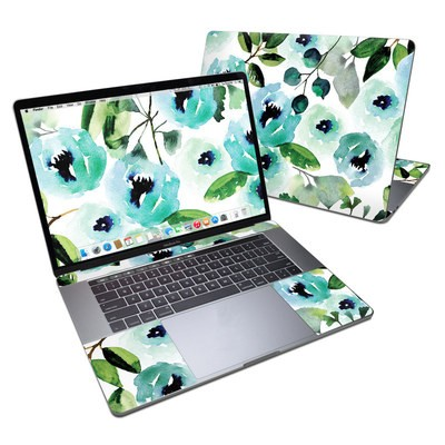 MacBook Pro 15in (2016) Skin - Peonies
