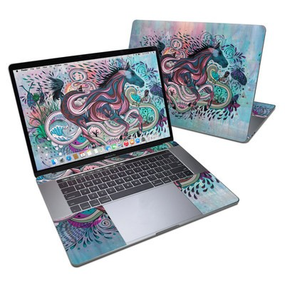 MacBook Pro 15in (2016) Skin - Poetry in Motion