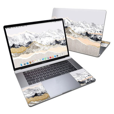 MacBook Pro 15in (2016) Skin - Pastel Mountains