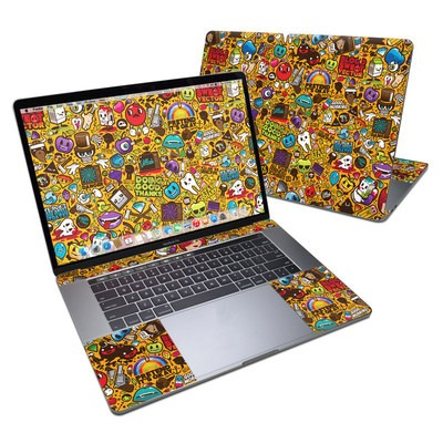 MacBook Pro 15in (2016) Skin - Psychedelic