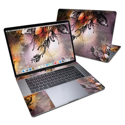 MacBook Pro 15in (2016) Skin - Purple Rain