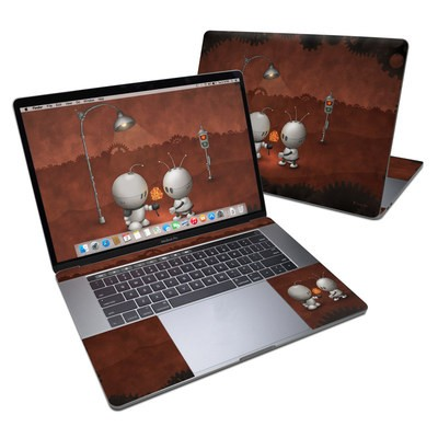 MacBook Pro 15in (2016) Skin - Robots In Love