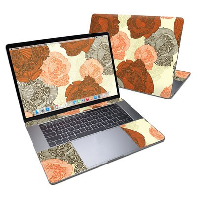 MacBook Pro 15in (2016) Skin - Roses