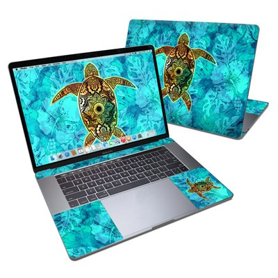 MacBook Pro 15in (2016) Skin - Sacred Honu