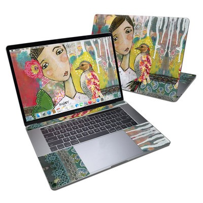 MacBook Pro 15in (2016) Skin - Seeker of Hope