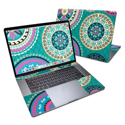 MacBook Pro 15in (2016) Skin - Silk Road