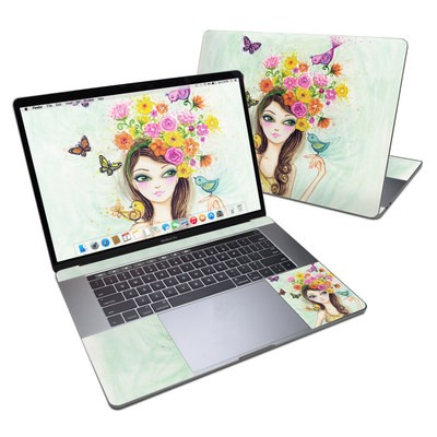 MacBook Pro 15in (2016) Skin - Spring Time