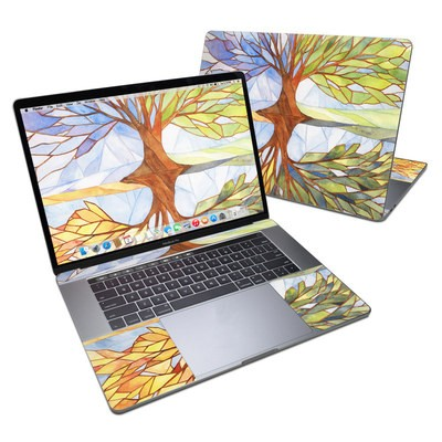 MacBook Pro 15in (2016) Skin - Searching for the Season