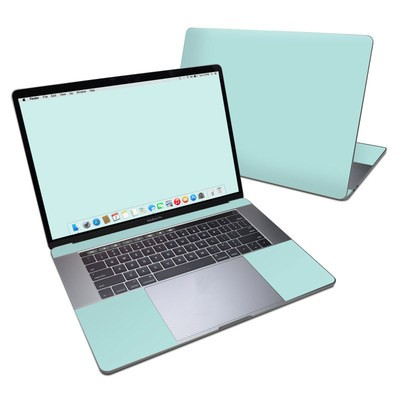 MacBook Pro 15in (2016) Skin - Solid State Mint