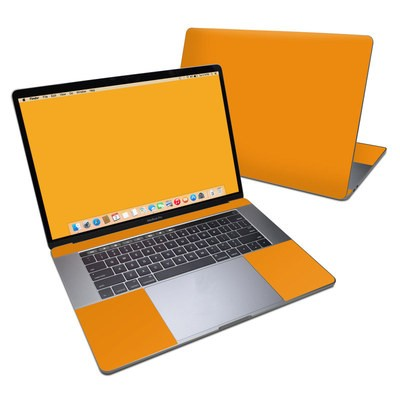 MacBook Pro 15in (2016) Skin - Solid State Orange