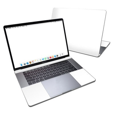 MacBook Pro 15in (2016) Skin - Solid State White