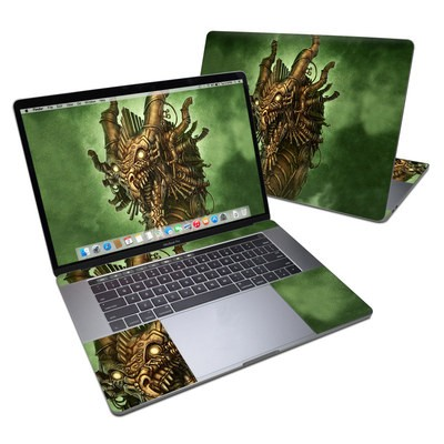 MacBook Pro 15in (2016) Skin - Steampunk Dragon