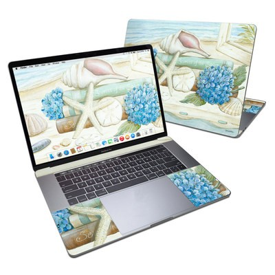 MacBook Pro 15in (2016) Skin - Stories of the Sea