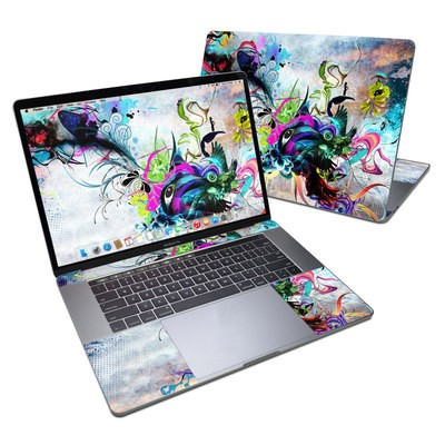 MacBook Pro 15in (2016) Skin - Streaming Eye