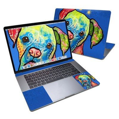 MacBook Pro 15in (2016) Skin - Sun Moon Stars