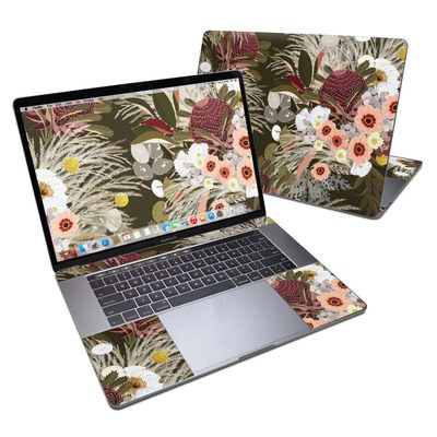 MacBook Pro 15in (2016) Skin - Teagan Pampas Grass