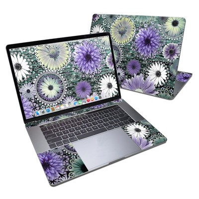 MacBook Pro 15in (2016) Skin - Tidal Bloom