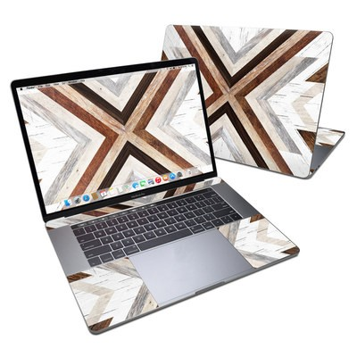 MacBook Pro 15in (2016) Skin - Timber