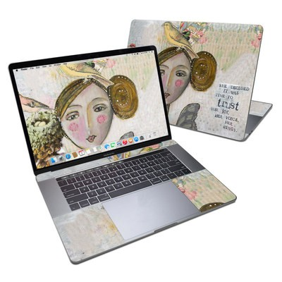MacBook Pro 15in (2016) Skin - Time To Trust