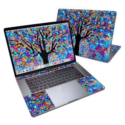MacBook Pro 15in (2016) Skin - Tree Carnival