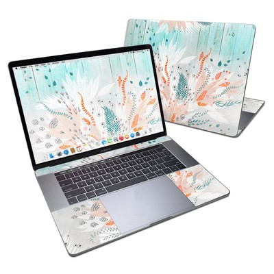 MacBook Pro 15in (2016) Skin - Tropical Fern