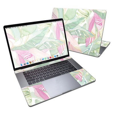 MacBook Pro 15in (2016) Skin - Tropical Leaves