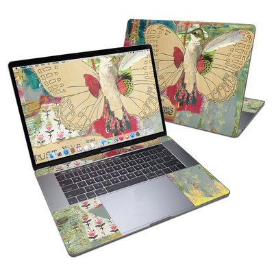 MacBook Pro 15in (2016) Skin - Trust Your Dreams