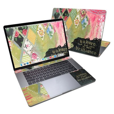 MacBook Pro 15in (2016) Skin - Unlearn