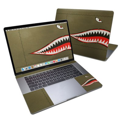 MacBook Pro 15in (2016) Skin - USAF Shark