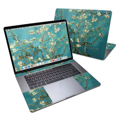 MacBook Pro 15in (2016) Skin - Blossoming Almond Tree
