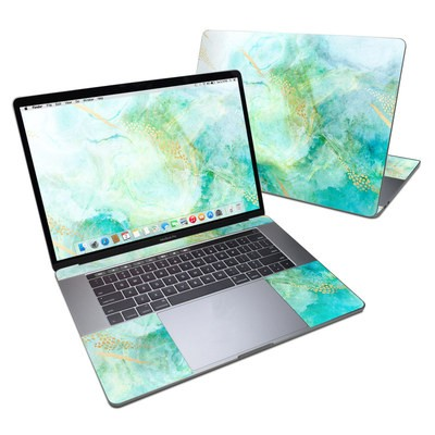 MacBook Pro 15in (2016) Skin - Winter Marble