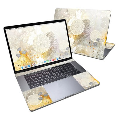 MacBook Pro 15in (2016) Skin - White Velvet