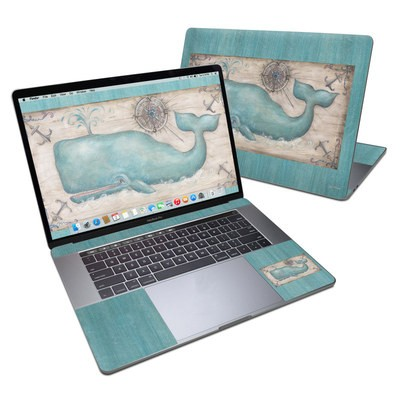 MacBook Pro 15in (2016) Skin - Whale Watch
