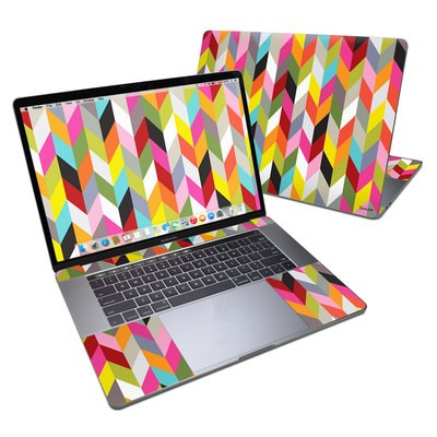MacBook Pro 15in (2016) Skin - Ziggy Condensed