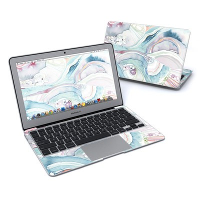 MacBook Air 11in Skin - Abstract Organic