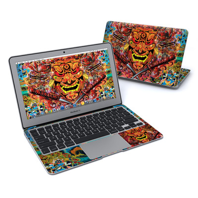 MacBook Air 11in Skin - Asian Crest