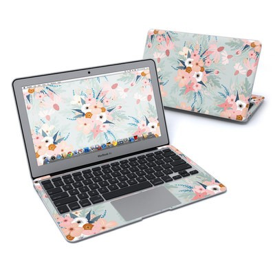 MacBook Air 11in Skin - Ada Garden