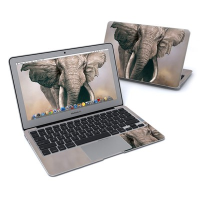 MacBook Air 11in Skin - African Elephant