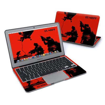 MacBook Air 11in Skin - Airborne