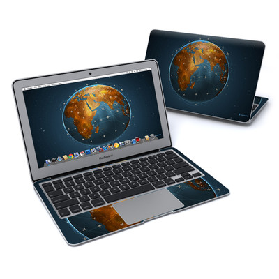 MacBook Air 11in Skin - Airlines