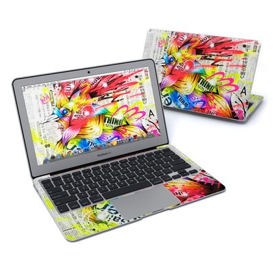 MacBook Air 11in Skin - Akaitori