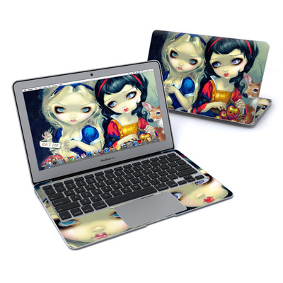 MacBook Air 11in Skin - Alice & Snow White