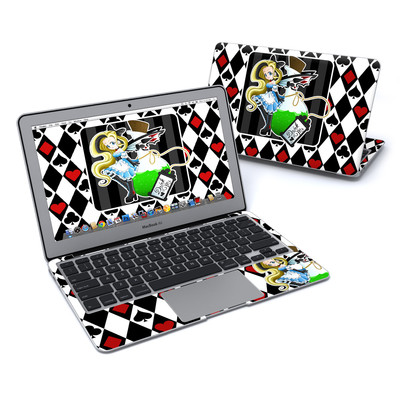 MacBook Air 11in Skin - Alice