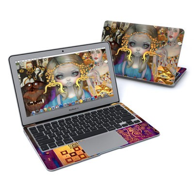 MacBook Air 11in Skin - Alice in a Klimt Dream