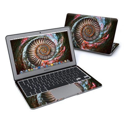 MacBook Air 11in Skin - Ammonite Galaxy