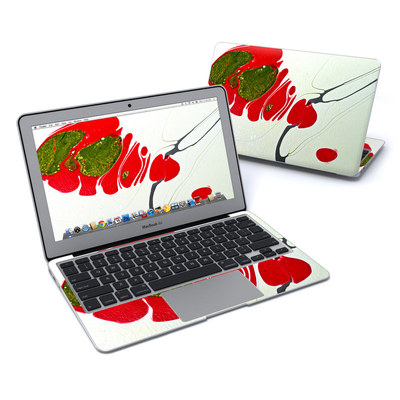 MacBook Air 11in Skin - Amoeba