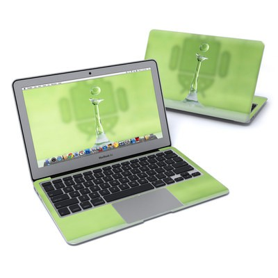 MacBook Air 11in Skin - Android Splash