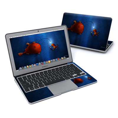 MacBook Air 11in Skin - Angler Fish