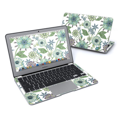 MacBook Air 11in Skin - Antique Nouveau