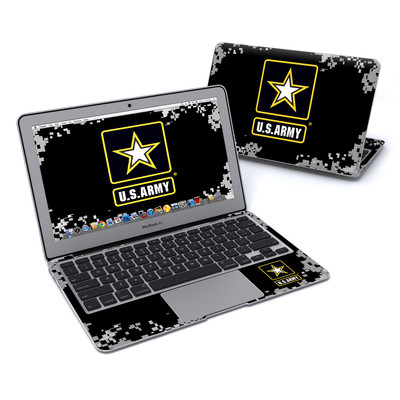 MacBook Air 11in Skin - Army Pride
